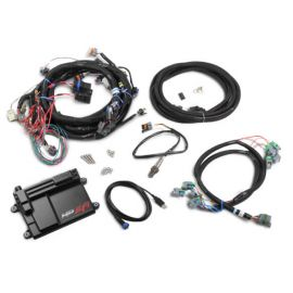 HOLLEY 550-607 HP ECU / HARNESS KIT FOR LS2 LS3 LS7 LS9 ENGINE WITH 58X AND LS1 EV1 TALL STYLE INJECTORS