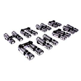 COMP CAMS ENDURE X SOLID ROLLER LIFTER SET  .300 TALL FOR DART AND 1PC GM BLOCKS