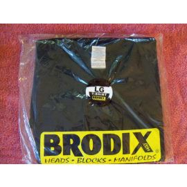 BRODIX TSHIRT (LONG SLEEVE OR SHORT SLEEVE) CHOOSE SIZE