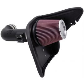 2010 - 2015 CAMARO  K & N COLD AIR INTAKE SYSTEM (18.62HP GAIN ACCORDING TO K & N TESTING)