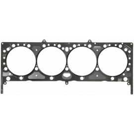 SBC SEVERE DUTY MLS HEAD GASKETS MADE BY FELPRO .040 THICK (FITS 350 / 400 BLOCKS)   FITS ALL BLOCKS IRON OR ALUMINUM GM, DART, OR OTHER --- IRON OR ALUMINUM HEADS SUITABLE FOR NA , BOOST, AND / OR NITROUS