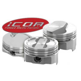 302 FORD SMALL BLOCK ICON FORGED DOME PISTONS (4.030 BORE)