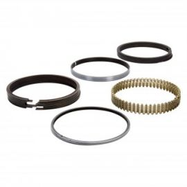 Piston Rings: Moly, Chrome, Stainless