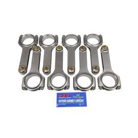 EAGLE 6.000 H BEAM SBC CONNECTING RODS 6000B3D
