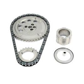 BILLET TIMING CHAIN GEAR SET LS2 LS3 LS7 58X RELUCTOR ENGINES (SEVERE DUTY FOR HEAVY VALVE SPRINGS)